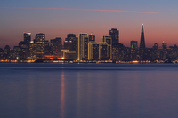 San Francisco Skyline at Twilight